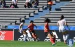 허정재호, U-17여자축구 월드컵서 스페인에 0-4 패배