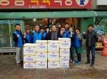 바르게살기운동 단양읍 위원회 소외계층 김장김치 기증