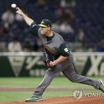 한화이글스 외국인 투수 전원 교체… 우완 서폴드·좌완 채드 벨
