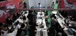 4차 산업혁명 시대 미래직업 체험…'드림 팩토리'