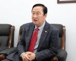 """한국당 김기영 의원 """"내포 혁신도시 지정, 강력 추진하겠다"""""""