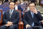 민주, 의원총회 열고 국회 정상화 방안·선거제 개편 논의