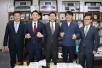 양승조 충남지사, 李총리에 국비 지원 요청