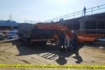 청주 공사현장서 철근 거푸집이 근로자 덮쳐…1명 사망