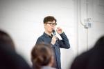 김영하 작가 '대전 청춘들' 만났다