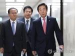 """김성태 """"조국에 과도한 집착…박근혜의 우병우로 만들려 말라"""""""
