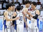 월드컵 본선행 한국 남자농구, 세계 랭킹 한 계단 오른 32위