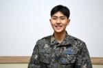 """김형태 공군 일병 """"수능 만점, 신고합니다"""""""