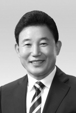 풀뿌리자치대상 행정종합대상 박용갑 대전 중구청장 수상