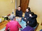 대전 중리동 보라미 자원봉사자들, 응급환자 구조