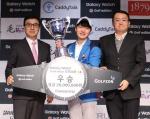 최민욱, 2018 GTOUR 하반기 챔피언십 우승…대상·상금왕