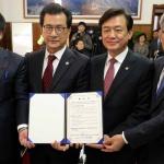 여론부담에 극적 합의한 '충북 고교무상급식'