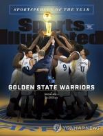 SI 선정 2018 올해의 스포츠인에 NBA 챔피언 골든스테이트