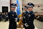공군 17전투비행단 이영수 단장 취임