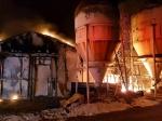 충주 양계장서 불…육계 6만 마리 폐사