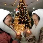 대전시청 크리스마스 점등식…'여러분의 소원은요?'