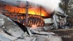 제천 아세아시멘트 공장서 불…41억원 재산피해(종합)
