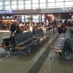 이용객 편의시설 부족한 청주국제공항