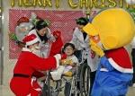 대전성모병원 '산타와 함께하는 크리스마스 선물나누기'