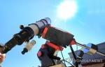 '낚시하고 우주 관측하고' 화천산천어축제 천체 체험