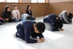 세종시 여울초, 청학동 훈장님과 예절교육