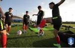 벤투호, UAE에서 첫 훈련 시작…'베스트 11 경쟁 스타트'
