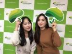 """홍혜원·구예진 사원 """"러브투게더 캠페인 덕분에 큰 변화"""""""