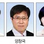 대전시 청렴공무원,  김병곤·양창국·이현정 선정