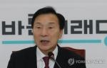 """손학규 """"문재인정부 경제점수 0점…승자독식 양당제 바꿔야"""""""