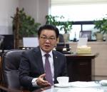 """최홍묵 계룡시장 """"인구 7만 자족도시 변화 돌입""""…역점시책 제시"""