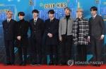 방탄소년단, 빌보드 '소셜 50' 17개월째 1위