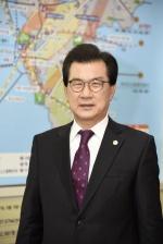 """이시종 충북지사 """"충북선철도 고속화·강호축 완성…충북을 넘어 대륙으로"""""""