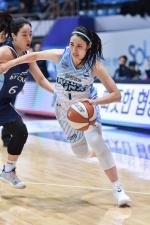 '약속의 2쿼터' 삼성생명, 신한은행 잡고 연패 탈출