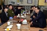 이상천 제천시장 새해 소통 행보…새해에도 '마주 앉는 행정'