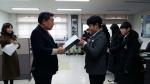 당진 원당중학교, 학생자치활동 흐뭇한 마무리