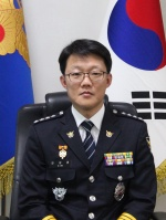 """김성준 단양경찰서장 """"전국서 가장 안전한 곳으로"""""""