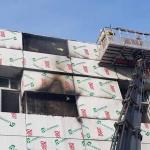 새해부터 천안 연쇄 대형화재…건물이 불기둥