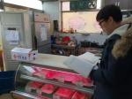 청주 서원구, 설 명절 앞두고 축산물 위생점검