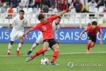-아시안컵- 황의조·김민재 연속골…한국, 중국 2-0 꺾고 조 1위