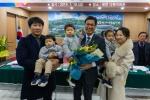 김돈곤 청양군수 7개 읍·면 순방…군민행복 초점 맞춰