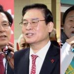 전국 민심 바로미터 충청권 민심 얻기 위한 중원 쟁탈전