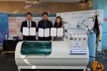 대전시체육회-㈜세보 산소캡슐 기증·업무제휴