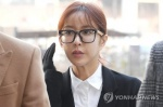 """'해외 원정도박' S.E.S 슈, 첫 재판…""""혐의 모두 인정"""""""