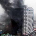 호텔측 소방안전관리 엉터리… 천안 라마다앙코르 호텔 화재 정황