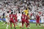 카타르, UAE 4-0으로 꺾고 결승행…일본과 우승 다툼