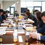 아산시의회 2019년 제1회 의원회의 개최