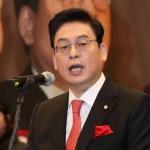 충청권 대표주자 정우택 자유한국당 당권도전