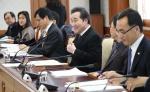 사회보장위원회 참석한 총리