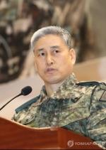 김용우 육군총장, 국군대전병원 입원 장병 등 위문(종합)