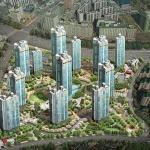 대전 탄방1구역 숭어리샘 재건축 GS건설·현대산업개발 참여